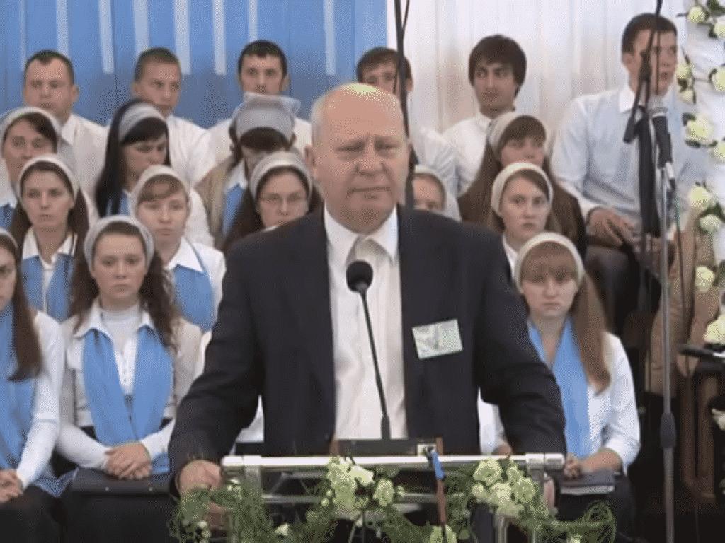 Международная конференция (Воронеж 2013): Виктор Фольц