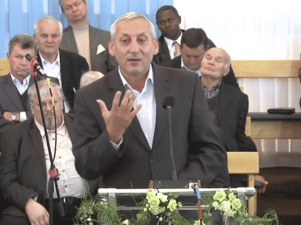 Международная конференция (Воронеж 2013): Владимир Куц