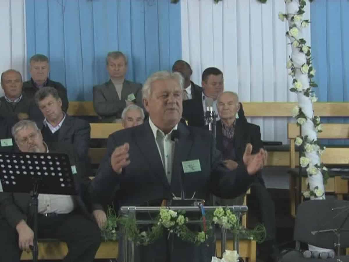 Международная конференция (Воронеж 2013): Пётр Новорок