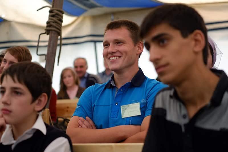 Фото с назидательной молодёжной конференции (Воронеж 28-29.06.2014)