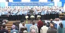 Хор— Отче наш (Назидательная молодёжная конференция, Воронеж 28-29.06.2014)
