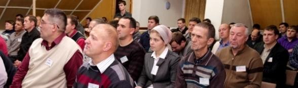 II Объединенная Всероссийская Конференция по Благовестию в городе Челябинск