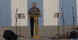 13 молодёжная палаточная конференция (Воронеж, Верхняя Хава 2015)— день 1